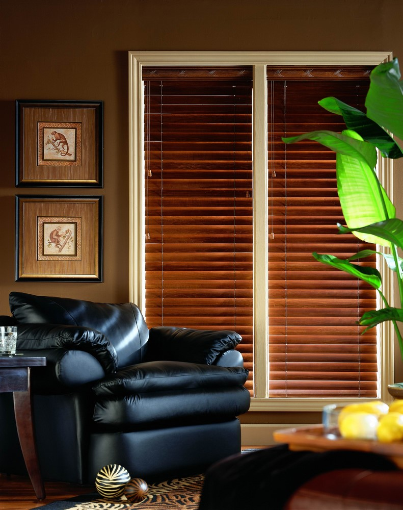 LUXAFLEX® Country Woods® Venetians
