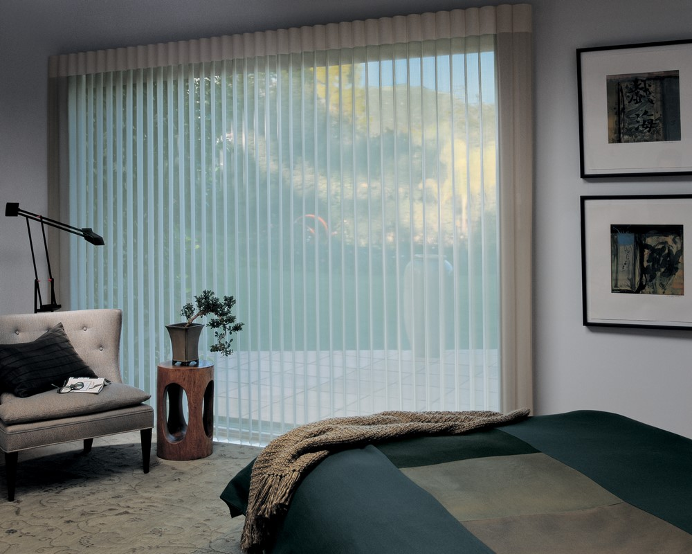 LUXAFLEX® Luminette Privacy Sheers