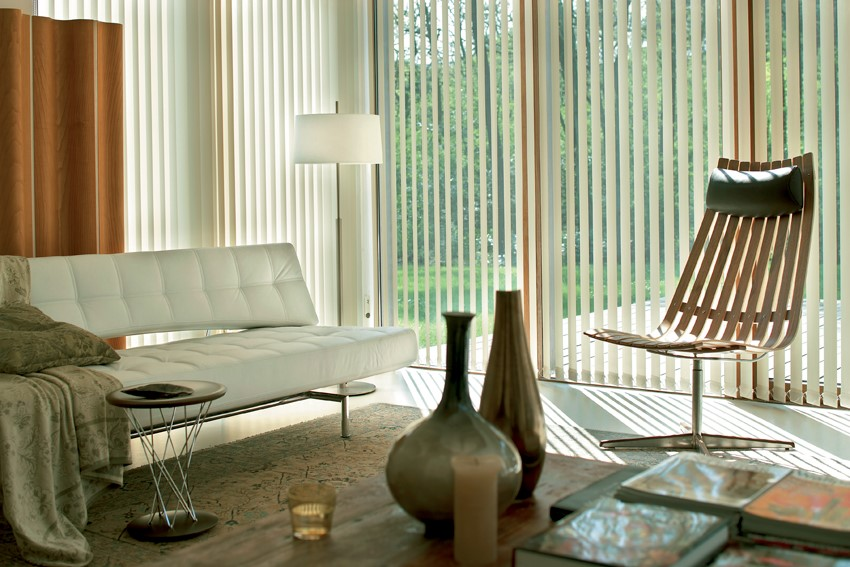 Luxaflex Vertical Drapes